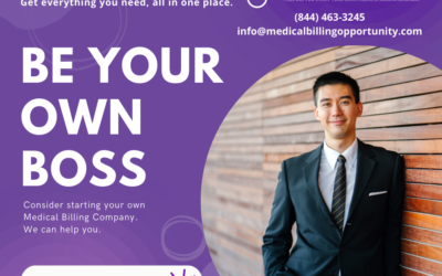 In Medical Billing-You Can Be Your Own Boss